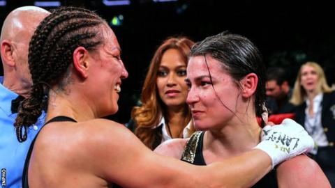 Katie Taylor To Fight Rose Volante In Unification Bout In March
