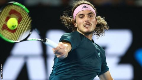 Tsitsipas advances to Open 13 final — ATP roundup