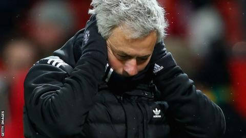 'No personality, no class, scared' -- Mourinho blasts United
