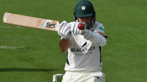Former Worcestershire captain Daryl Mitchell is now Division Two's top run scorer this season, having hit four centuries in his tally of 731 in seven matches at an average of 60.92