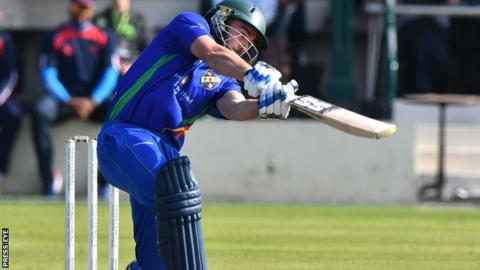 North West Warriors and Ireland all-rounder Stuart Thompson is taking a break from cricket