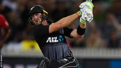 Martin Guptill has a strike rate of 132.88 in 75 T20 internationals for New Zealand