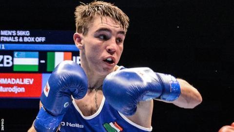 Michael Conlan won gold at the 2015 World Amateur Championships