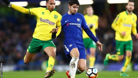 [Teams] Chelsea vs Norwich: Confirmed Line-Ups From Stamford Bridge
