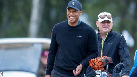 Tiger's huge call on winning British Open