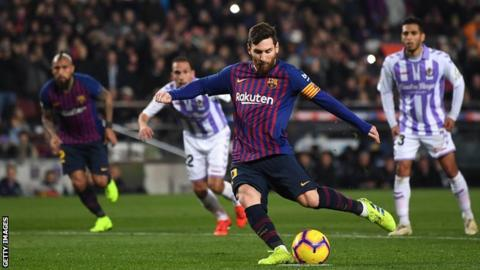 Real Valladolid - Liga - 16 February 2019