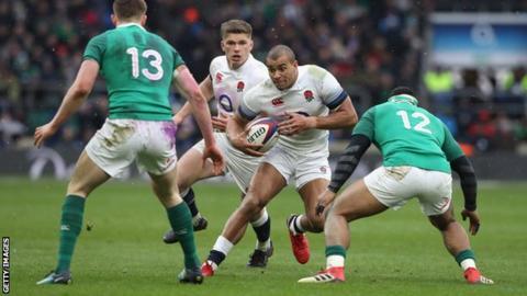Six Nations: Jonathan Joseph added to England squad