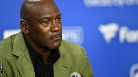 George Floyd death: Michael Jordan 'truly pained and plain angry' thumbnail