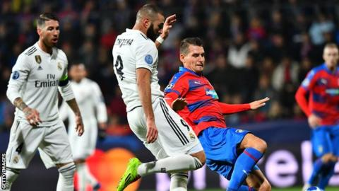 Karim Benzema Has Become The Seventh Real Madrid Player To Score  Goals For The Club