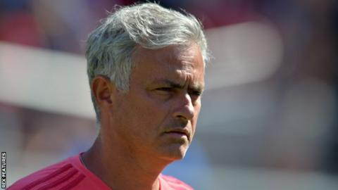 Jose Mourinho sends direct message to Man United record signing Paul Pogba