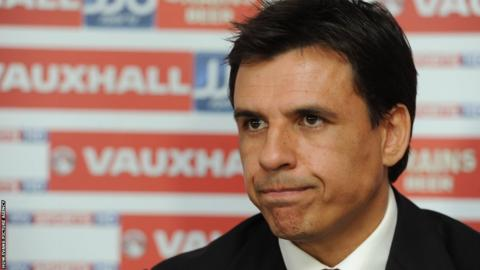 2012: Chris Coleman was appointed manager following the death of his friend and former international team-mate.