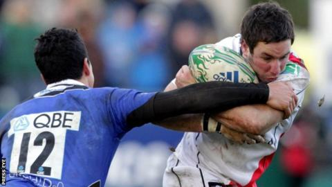 European Champions Cup: Ulster start campaign with trip to take on Bath