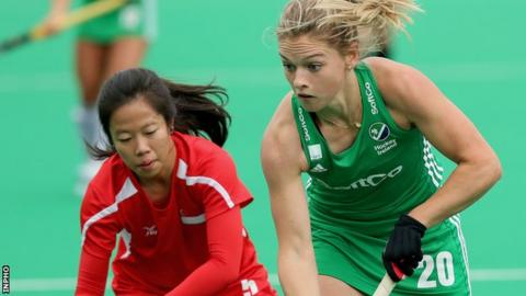 Ireland reached the final of the 2018 World Cup in London