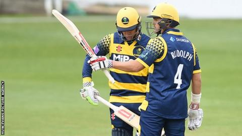 Jacques Rudolph is hoping to mark his final season with T20 success with Glamorgan