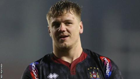 Wigan prop Ryan Sutton