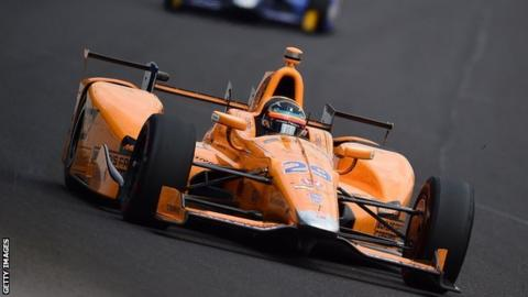 McLaren, Alonso to return to Indy