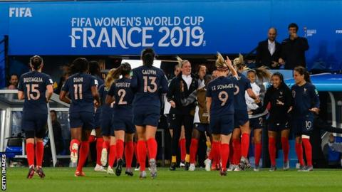 c5b32d3a657 Women's World Cup 2019: What to look out for on day six - BBC Sport