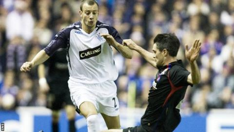 Alan Hutton: Former Scotland, Aston Villa, Spurs and Rangers defender retires