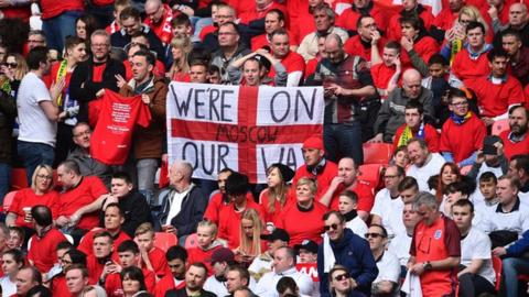 England fan
