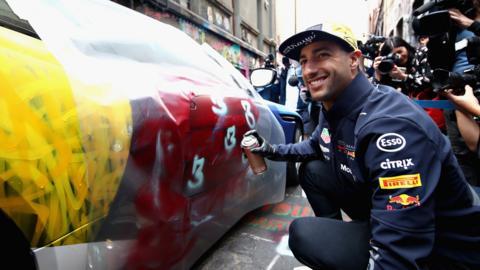 Dan Ricciardo