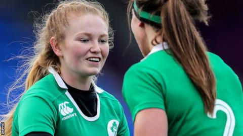 Kathryn Dane could be in line for an international debut