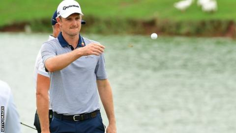Justin Rose fails to reclaim world number one spot at Indonesian Masters