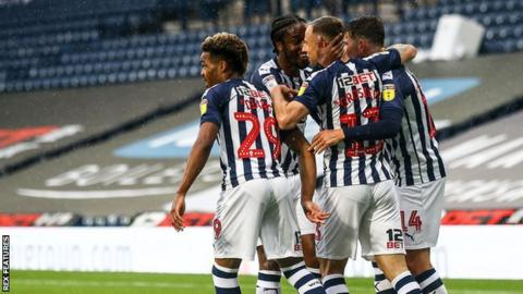 Ajayi Helps West Brom Secure Win Vs Derby, Climb To Top
