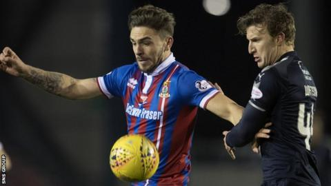 Inverness CT and Falkirk have played three times already this season, with one win apiece