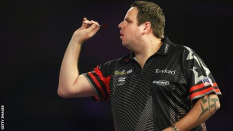 Adrian Lewis suspended after altercation with Jose Justicia at UK Open qualifier