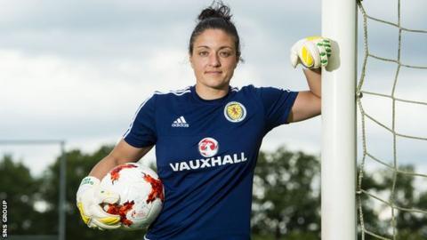 Former Scotland captain Gemma Fay