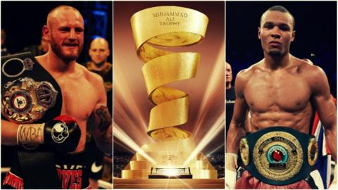 George Groves could face Chris Eubank Jnr in the semi-finals of the Super Series
