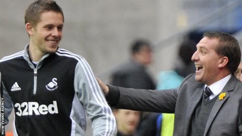 Gylfi Sigurdsson Brendan Rodgers