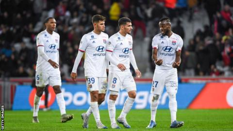 Lyon president wants French league to rescind cancelation of season, resume play