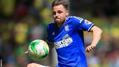 Paul Anderson Ipswich Town