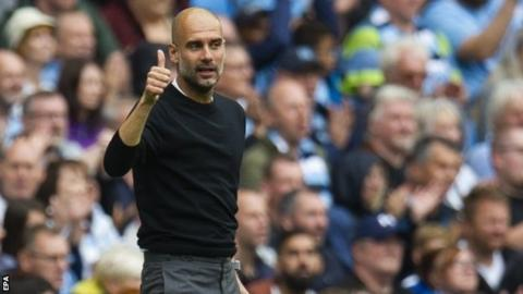 Pep Guardiola shrugs off Jose Mourinho criticism