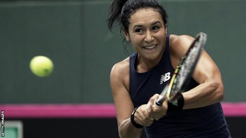 Japan pip Britain to seal return to Fed Cup's elite
