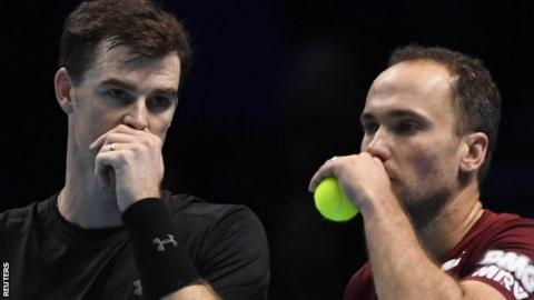 Jamie Murray and Bruno Soares have won the Australian and US Opens this year