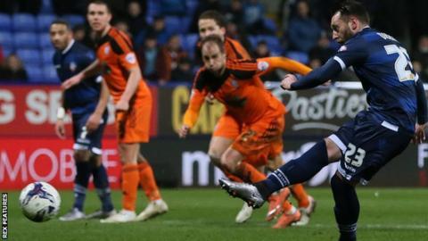 Bolton 2-2 Ipswich