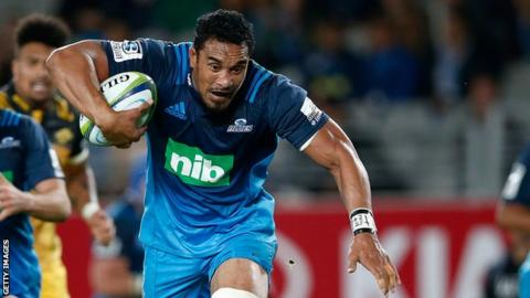 Jerome Kaino: New Zealand flanker likely to be fit for Lions tour, despite knee injury