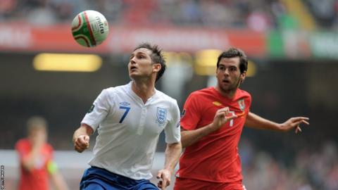 2011: Speed's first competitive game in charge ended in a 2-0 defeat at home to England during an unsuccessful Euro 2012 qualifying campaign.