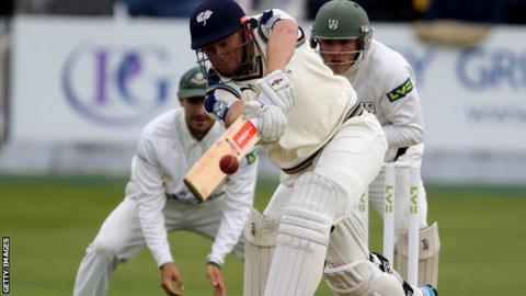 Yorkshire batsman Jonny Bairstow