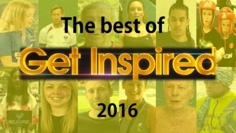 The best of Get Inspired 2016