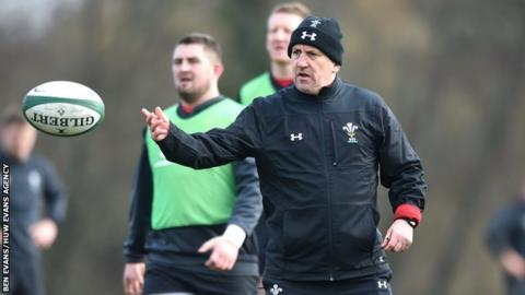 Shaun Edwards has been defence coach with Wales since 2008