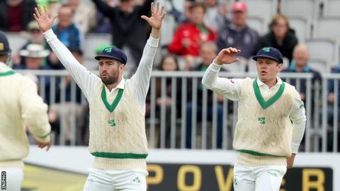 Andrew Balbirnie to lead Ireland for the first time against West Indies