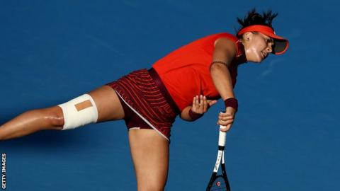 Andreescu enjoys breakout week in Auckland