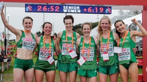 Ireland women's senior cross country team