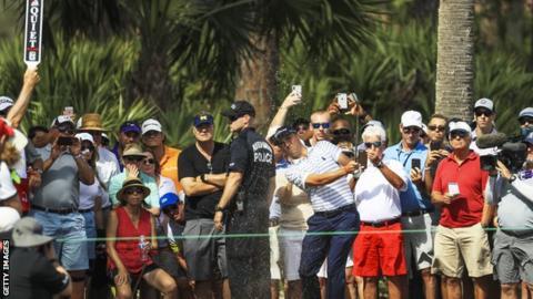Liguori: Justin Thomas Wins, But Crowds Follow Tiger At Honda Classic