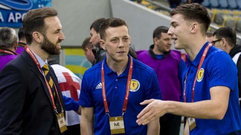 Kazakhstan v Scotland