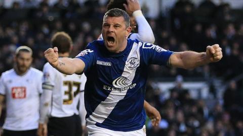 Veteran Birmingham City defender Paul Robinson has now scored three Championship goals for Blues this season