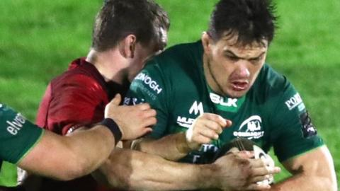 IRFU issue update on Tadhg Beirne's knee injury